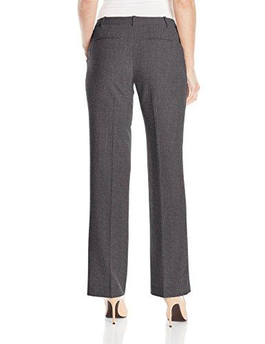 Calvin Klein Women's Madison Pant,Charcoal Melange,2 by Calvin Klein (Image #2)