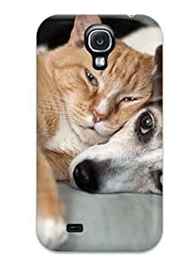 Galaxy S4 Case Cover Cat And Dog Case - Eco-friendly Packaging