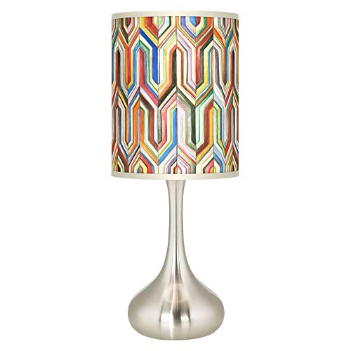 Synthesis Giclee Droplet Table Lamp – Giclee Glow
