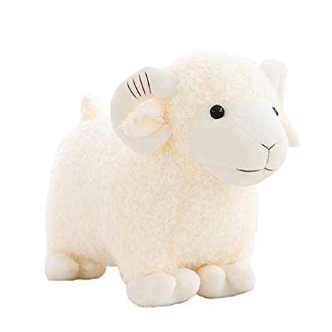 Buy Yepmax Cream Cute Fat Goat Plush Toys Kids Toys Gift Ideas 15 7