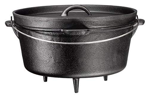Top 10 Best Dutch Oven For Camping Reviews in 2021 1