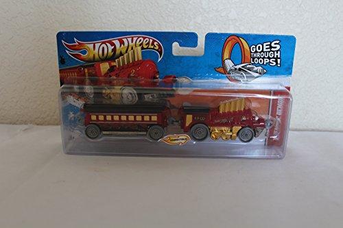 train hot wheels - 2