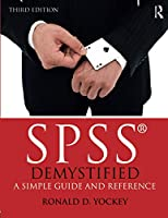 SPSS Demystified, 3rd Edition Front Cover