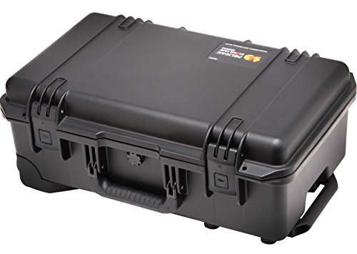 - G-Technology G-SPEED Shuttle XL Pelican Storm iM2500 Protective Case with Spare Drive Module Foam Slot - 0G04980