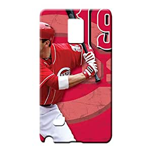 samsung note 4 Shock-dirt New Arrival New Arrival phone cases covers cincinnati reds mlb baseball