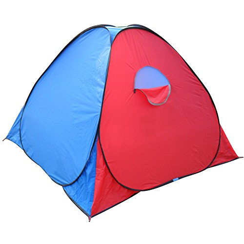 """Ezyoutdoor 2 Person Camping Dome Tent 2 Seasons Instant Pop up Tents Shelter 79x79x58"""""""
