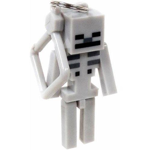 Minecraft Blind Bag Hangers - Skeleton Key Chain