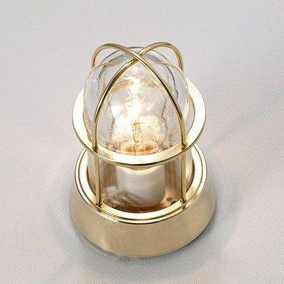 照明器具 屋外 防雨型 マリンライト BH1000 CL クリアガラス スタンドライト B00PAC1YIU 20757