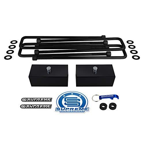 Toyota Tacoma Suspension Block - Supreme Suspensions - Tacoma Lift Kit 1.5