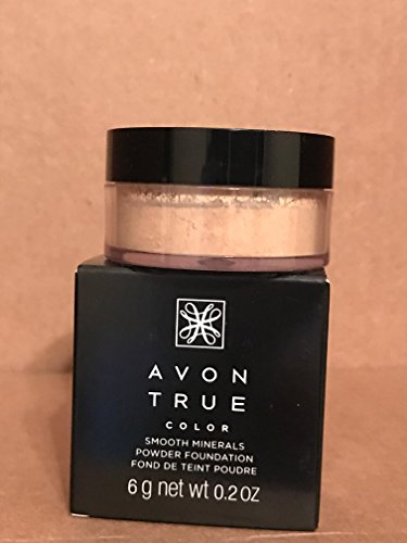 Mineral Powder Avon (Avon True Color Smooth Minerals Powder Foundation SAND BEIGE)