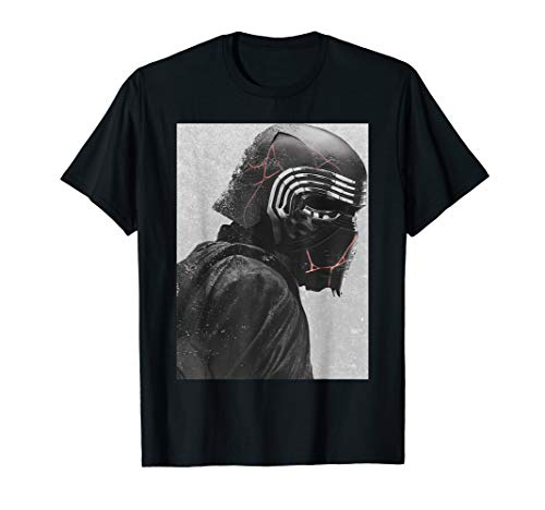 Star Wars: The Rise of Skywalker Kylo Ren Profile T-Shirt