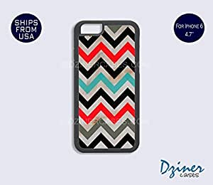 iPhone 6 Case - 4.7 inch model - Vintage Chevron iPhone Cover
