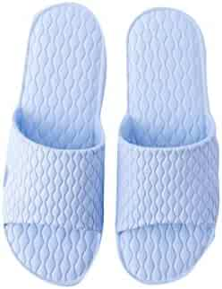24cc21d62 Winwinus Womens Mule Non-slip Slides Bathroom Shower EVA Material House  Slippers