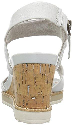 Sandali Da Donna Tamaris 1-28335-20 Bianchi