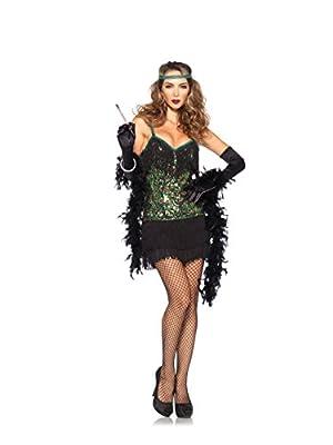 Leg Avenue Women's Feathered Flapper