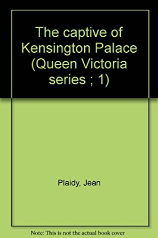 book cover of The Captive of Kensington Palace