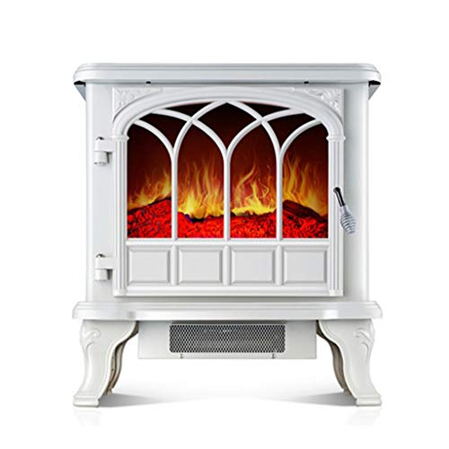 Cheap Liu Weiqin Electric Fireplace-Home Fireplace Electric Heater/Simulated fire Gear Position: 2 Files Applicable Area: 11m ^ 2 (Inclusive) -20m ^ 2 (Inclusive) Power: 2000w Black Friday & Cyber Monday 2019
