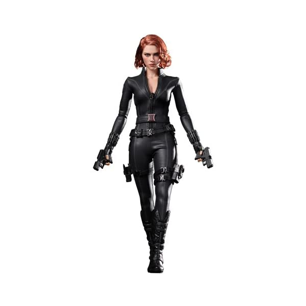 41aJ6RgCA5L Hot Toys Avengers Black Widow Movie Masterpiece Series MMS 178 1/6 Scale Collectible Figure