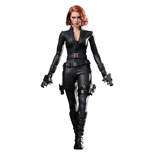 Hot Toys Avengers Black Widow Movie Masterpiece Series