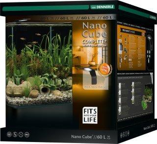 Porque Aliso Nano Cube Complete + 60 L: Amazon.es: Productos para mascotas