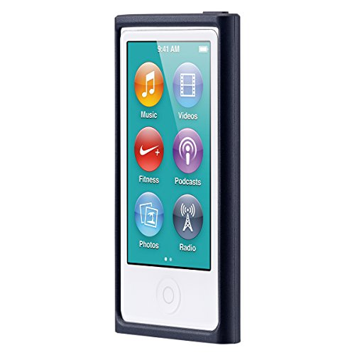 Agent18 iPod Nano ClipShield 7th Gen (Black) - Import It All