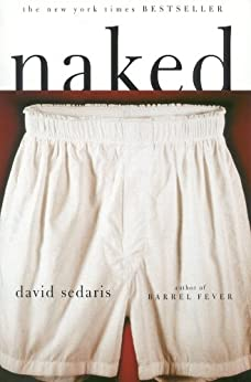 Naked by [Sedaris, David]