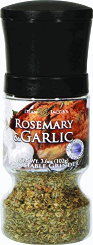 Dean Jacob's Rosemary & Garlic Gripper Grinder
