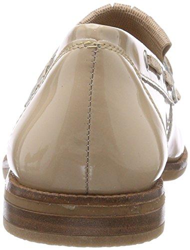 beige beige mocassini 24208 Comb 448 Caprice donna Pat t80qgwg