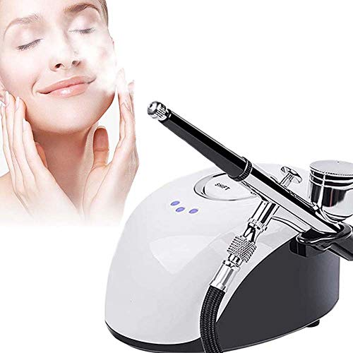 - Portable SPA Massage Sprayer Machine Nano Face Steamer Water Oxygen Meter Nebulizer for Face Beauty Equipment Facial Care Tools