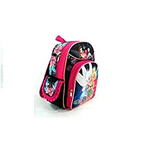 Small Backpack - Disney - Tinker Bell - Pixie Dust Black