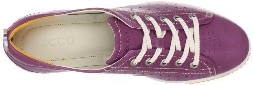 Ecco Womens Sneaker Sneaker Fuschia