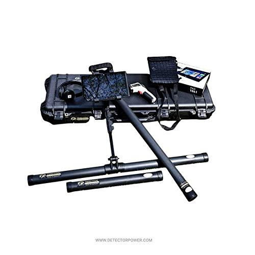 Amazon.com : TERO VIDO PRO Version 3D System Metal Detector - Professional Deep Seeking Detector - Underground Depth Scanner - Gold, Silver, Coins, Jewelry, ...