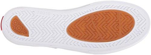 Globe Heren Bonte Lyt Skateboarden Schoen Zwart Toekan / Wit