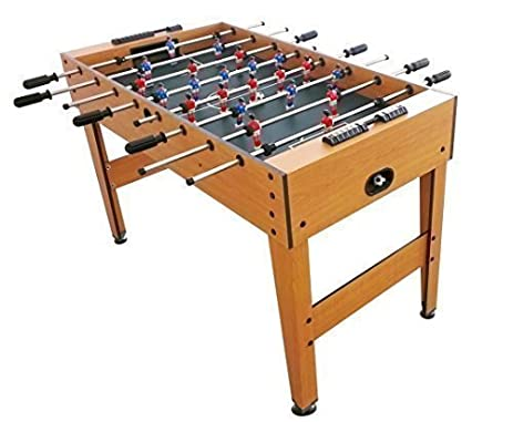 Foosball Table  48 Inch Playing Surface With Legs/Levelers