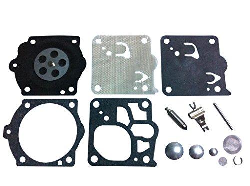 Carburetor Repair/Rebuild Kit Replaces Walbro K11-WJ for Stihl 051 064 066 Husqvarna 364 394