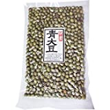 Domestic blue soybean 230g [dry] [beans]