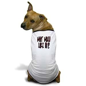 Amazon.com : CafePress loki Dog T-Shirt - XL White [Misc