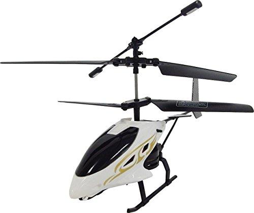 スカイフォース 赤外線 2CH ラジコンヘリコプター おもちゃ 男の子 (ホワイト)
