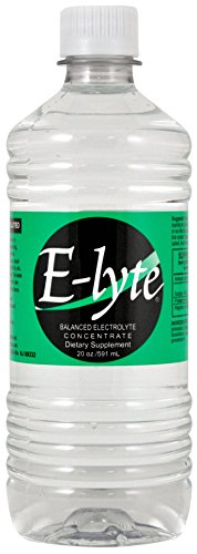 BodyBio - E-lyte Balanced Electrolyte Concentrate, Hydration with Potassium + Sodium + Magnesium, 20oz, 40 Servings