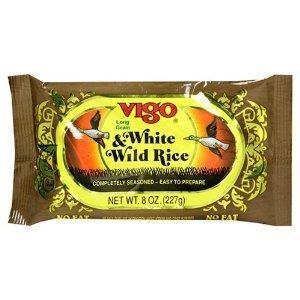Vigo Rice Dnnr Wht Wld Herb by Vigo