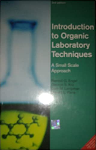Book Introduction To Organic Laboratory Techniqes: A Small Scale Approach 3Ed (Pb 2014)