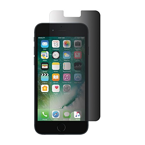 iPhone 8/7/6/6s Screen Protector, Incipio [Privacy][Scratch Resistant] PLEX Pro Privacy for iPhone 8/7/6/6s -Clear -  CL-566-TG