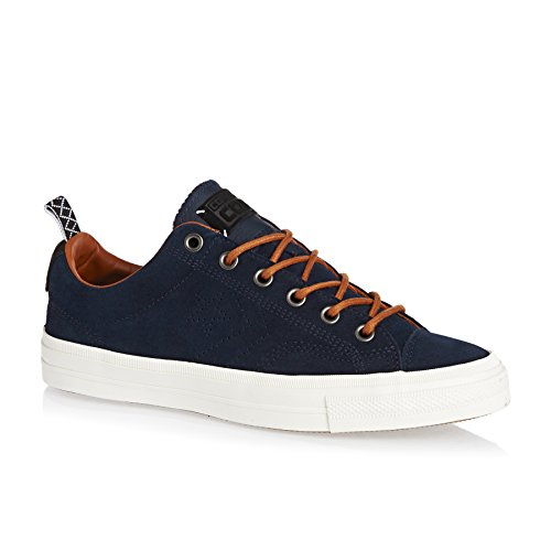 Converse Star Player Premium Suede Ox Herren Sneaker Blau