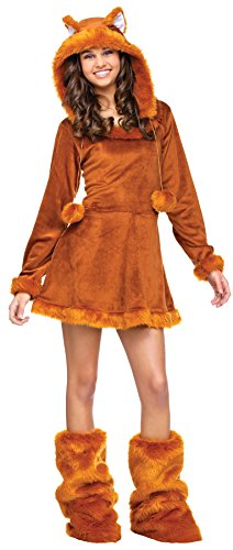 Sweet Fox Costume - Teen (Fox Costume For Teens)
