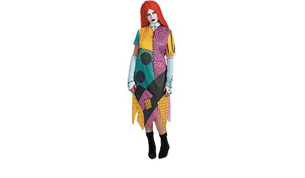 Nightmare Before Christmas Sally Costume (struts-9444) - Women: 12 ...