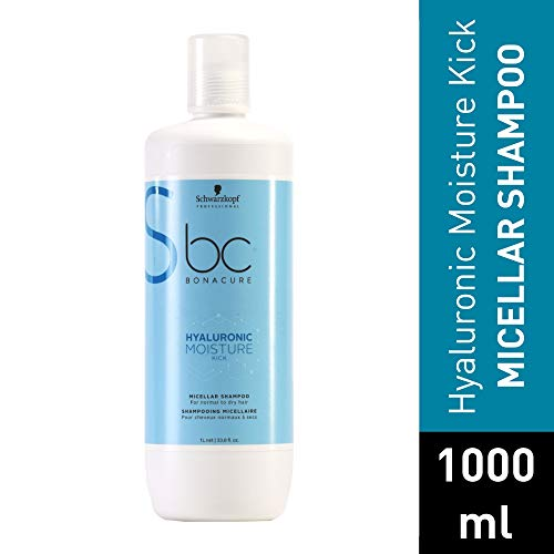BC Bonacure by Schwarzkopf Hyaluronic Moisture Kick Micellar Shampoo 1000ml ()