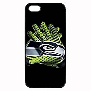 Seattle Seahawks Glaves Custom Diy Unique Image Durable Rubber Silicone Case for Iphone 5 5S Case hjbrhga1544