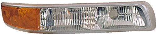 (Dorman 1630065 Chevrolet Silverado Front Passenger Side Parking / Turn Signal Light Assembly)