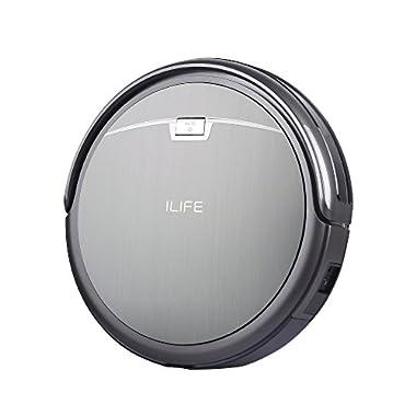 ILIFE A4 Robot Vacuum Cleaner, Titanium Gray