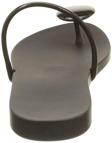Ipanema Women's Philippe Starck Thing U Ii Fem Flip Flops Black (Black/Black 20880) MxiPh